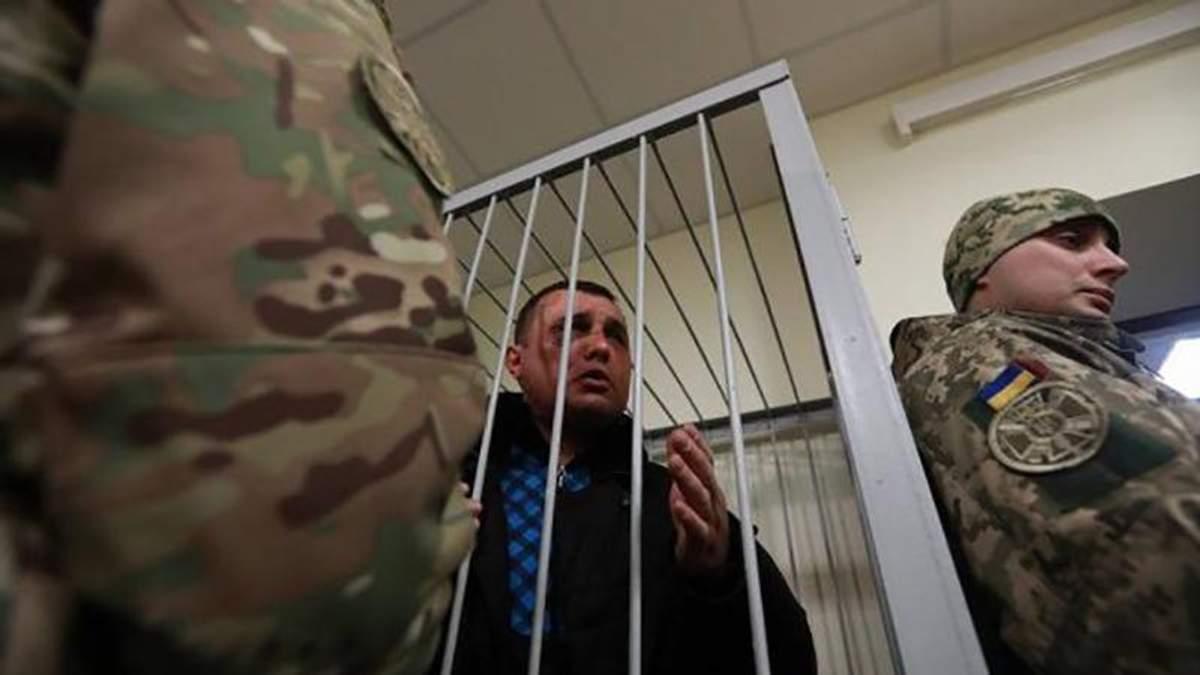 Суд избрал меру пресечения для Шепелева