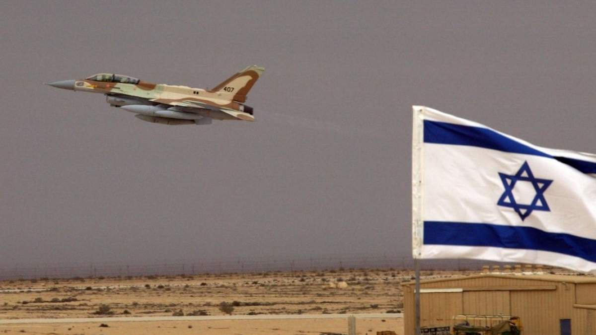 Ізраїль завдав увіаударів по іранських цілях у Сирії