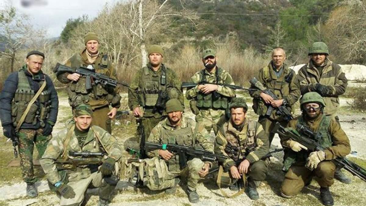 """В Сирии возросло количество убитых наемников российского """"Вагнера"""""""