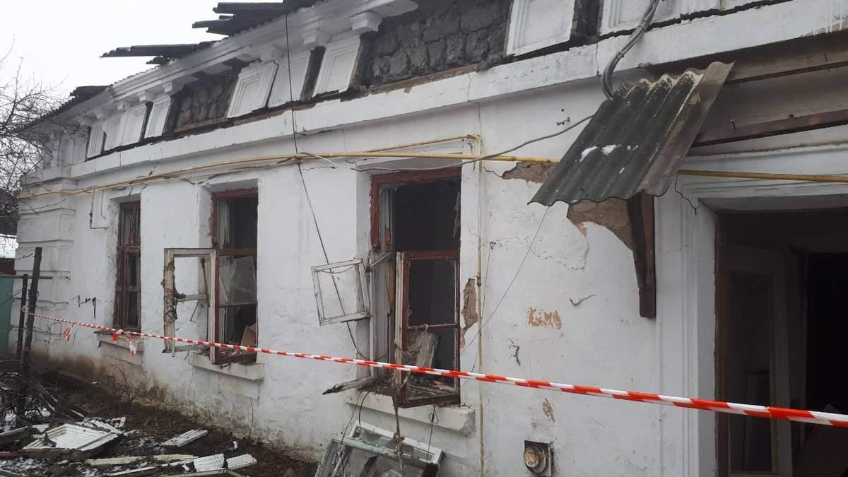 У Кропивницькому стався вибух у багатоквартирному будинку