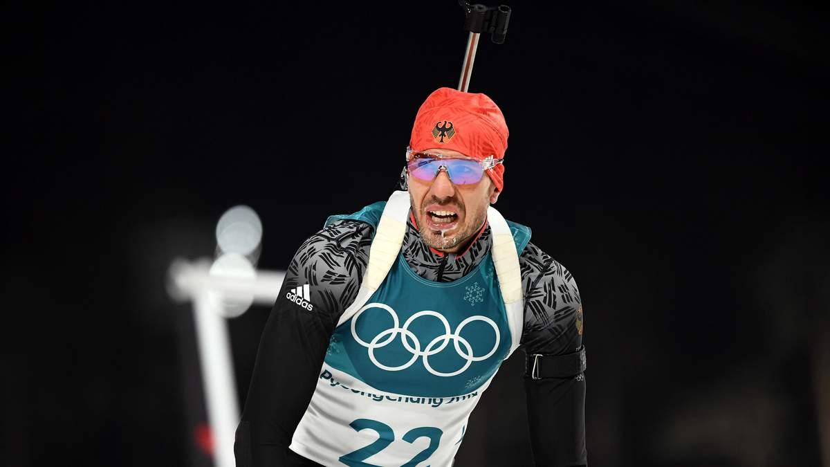 Олімпіада-2018: золото у спринті завоював німець Пайффер