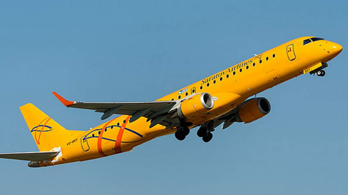У Підмосков'ї розбився пасажирський літак