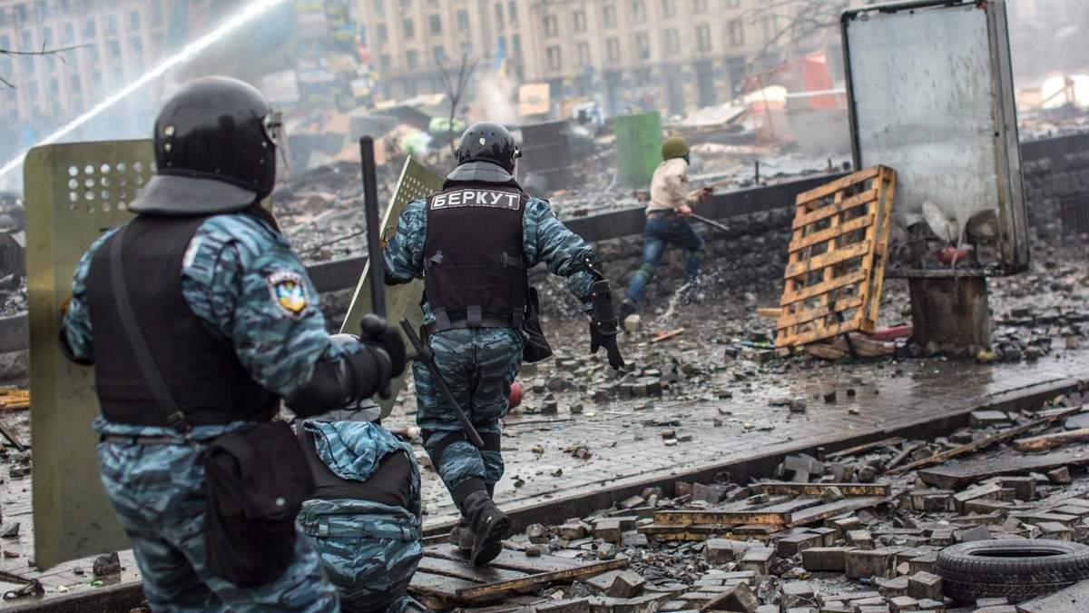 Так готовили кровавый штурм Евромайдана: уникальное видео