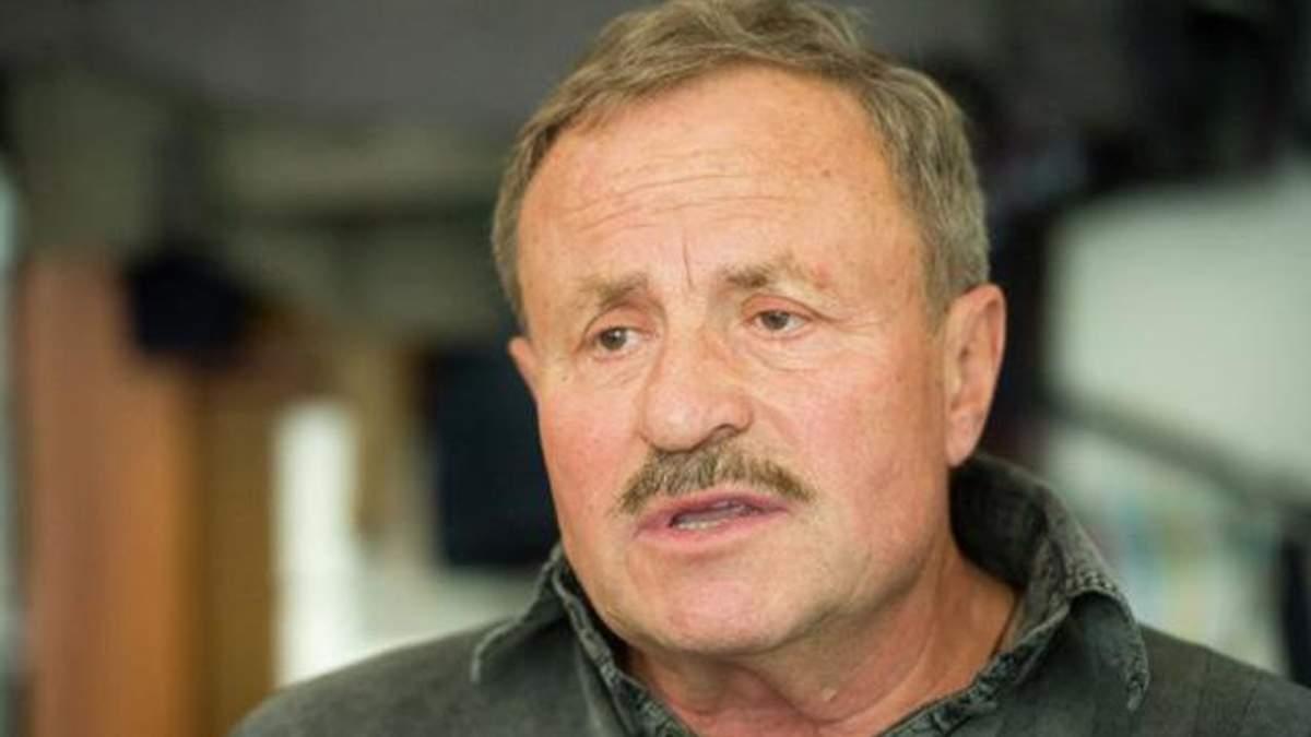 Композитор Бистряков вважає, що Україні потрібна федералізація
