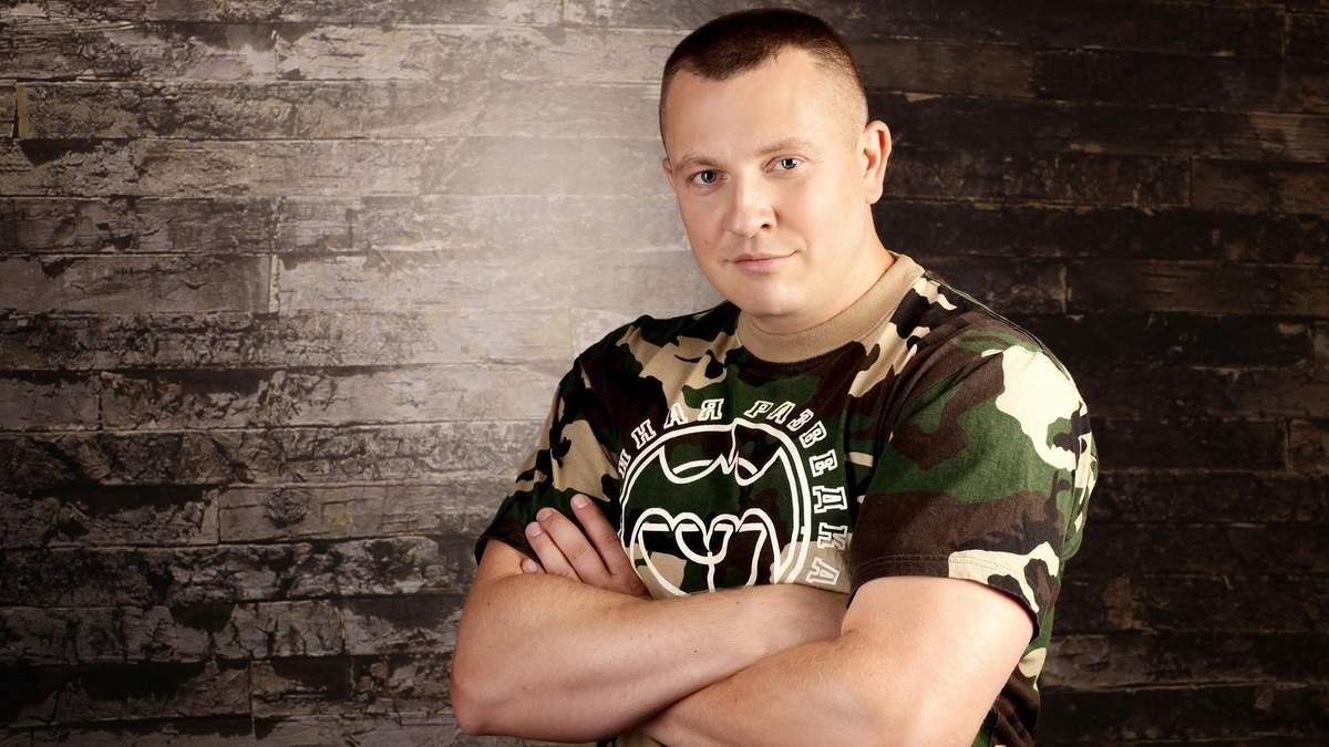 Євген Жилін