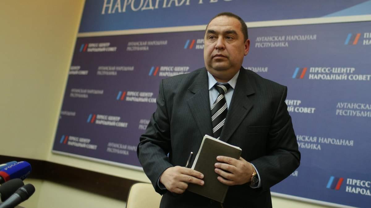 """Екс-вождя """"ЛНР"""" Плотницького мають примусово доправити до України"""