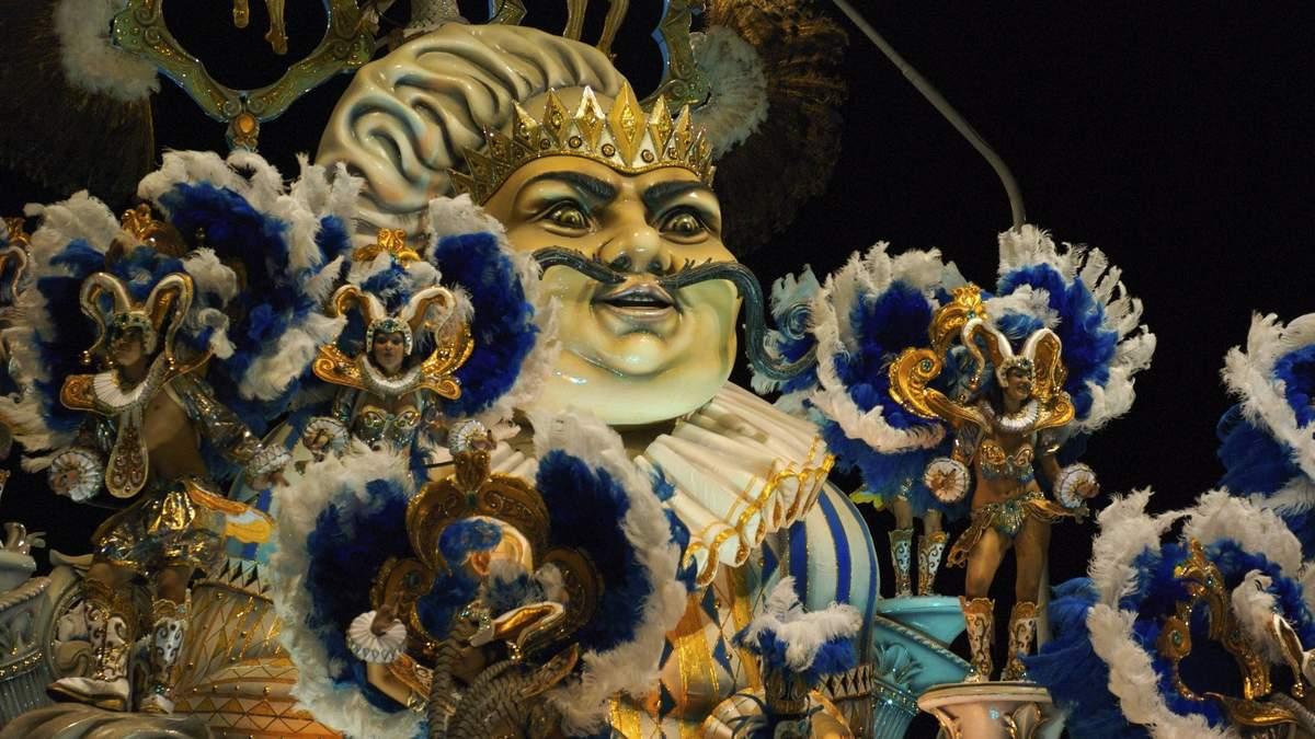 Нападение на карнавал