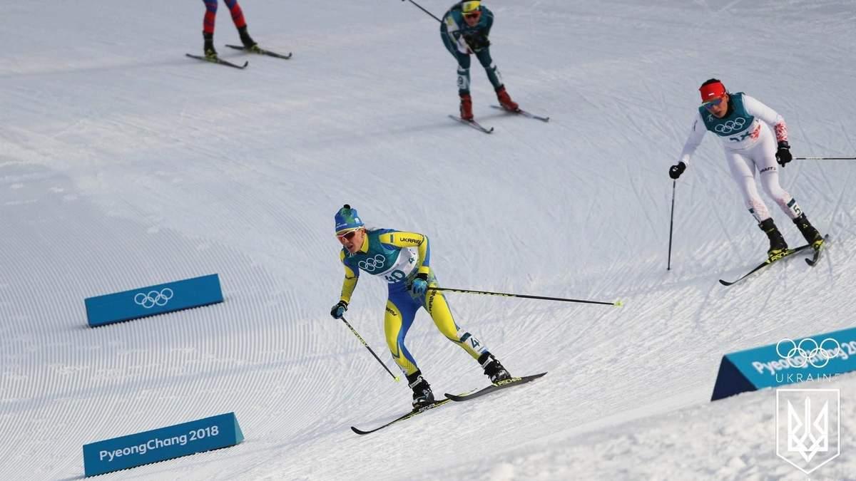 Украинские лыжницы не прошли в четвертьфинал заездов