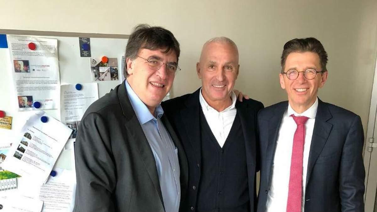 Александр Ярославский обсудил с руководством УЕФА перспективы сотрудничества