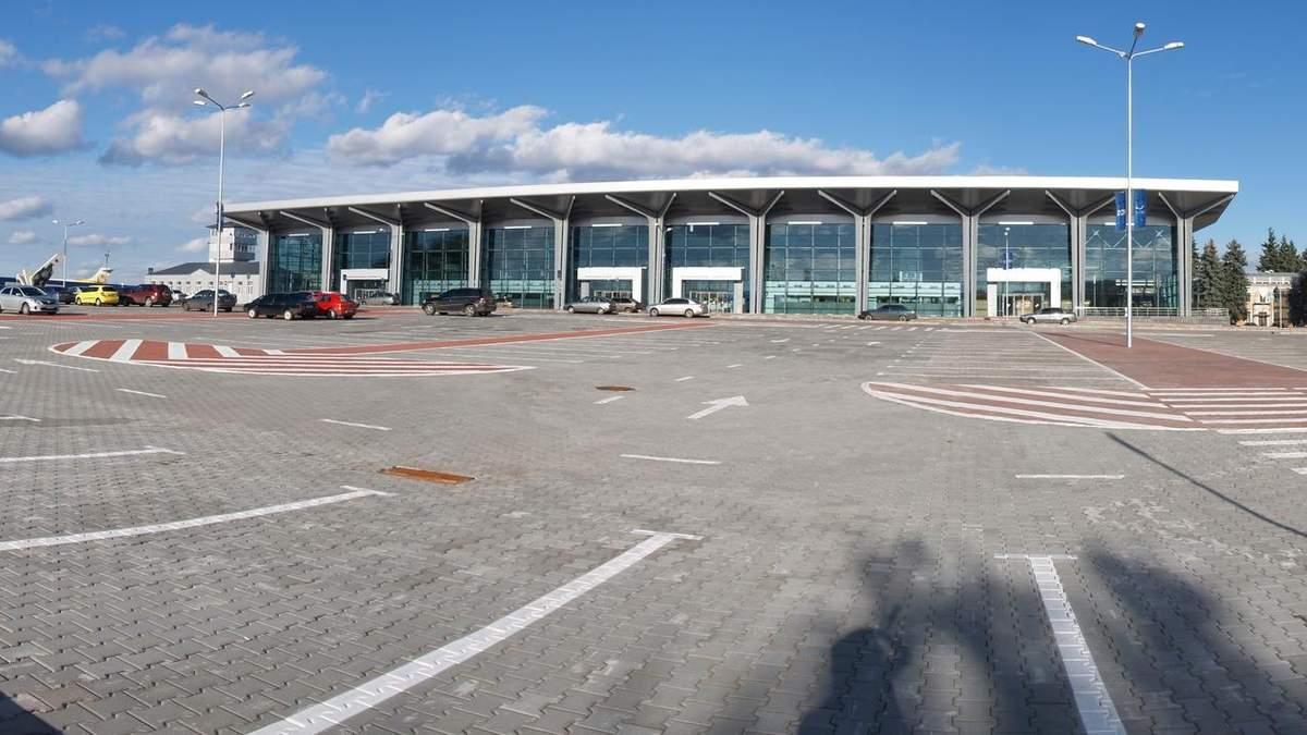 Харківський аеропорт