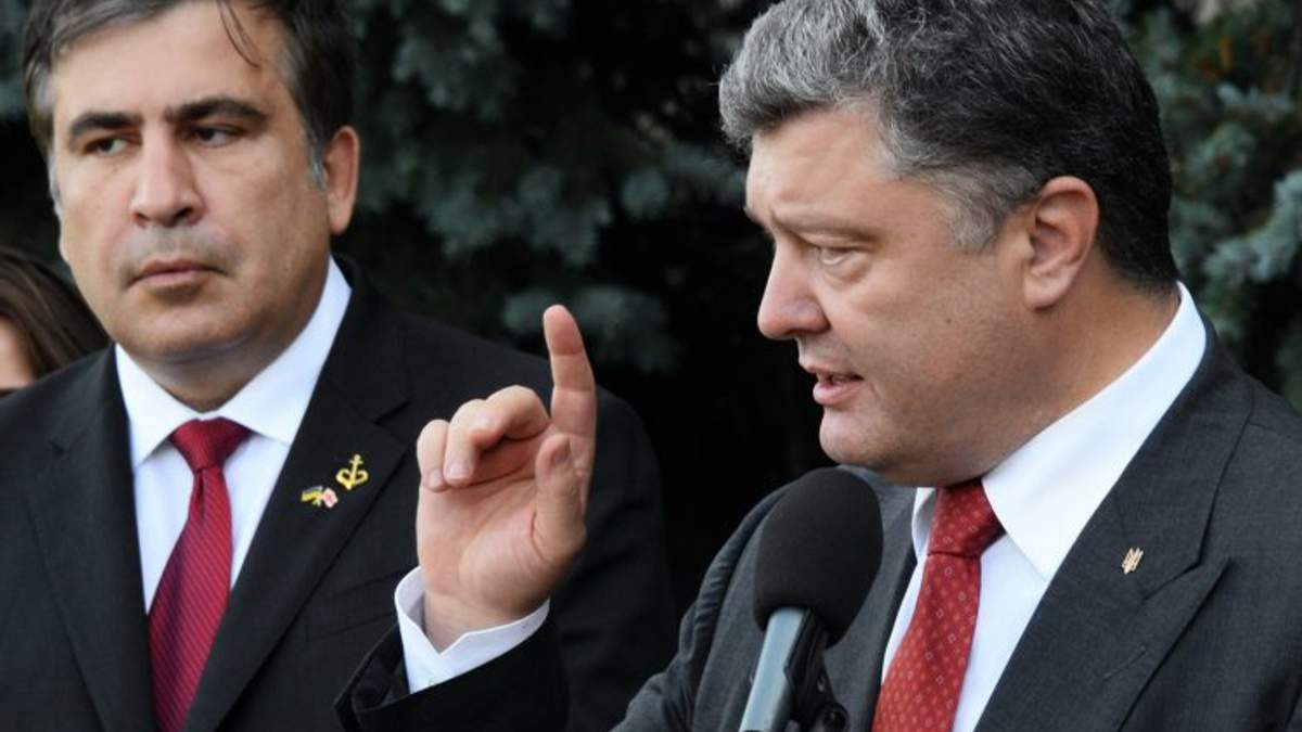Были ли нарушены нормы законодательства при депортации Саакашвили: объяснение юриста