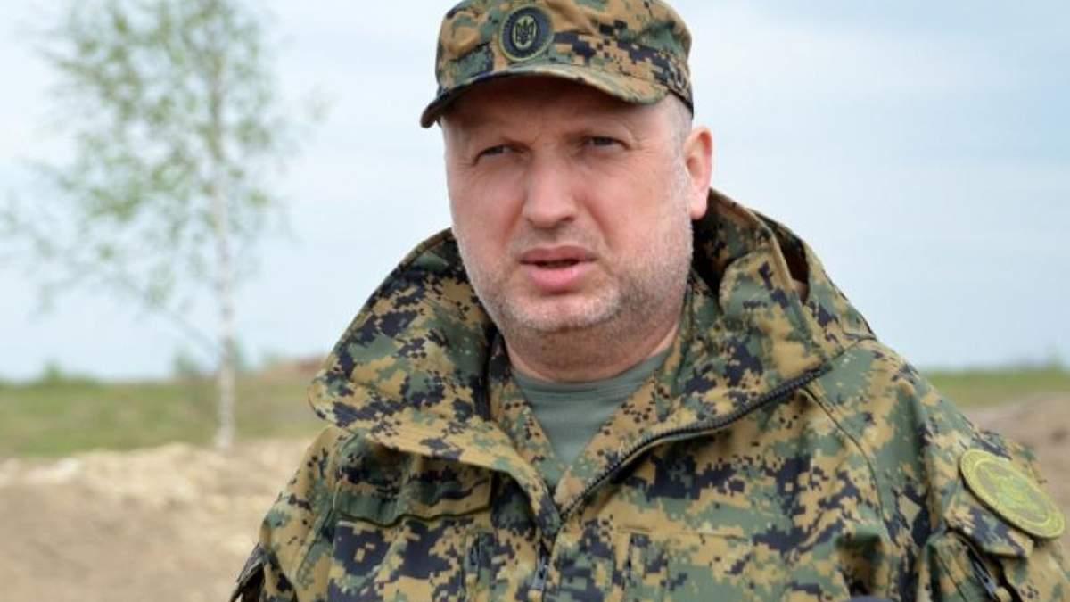 Турчинов назвал сроки освобождения Донбасса, без вмешательства России