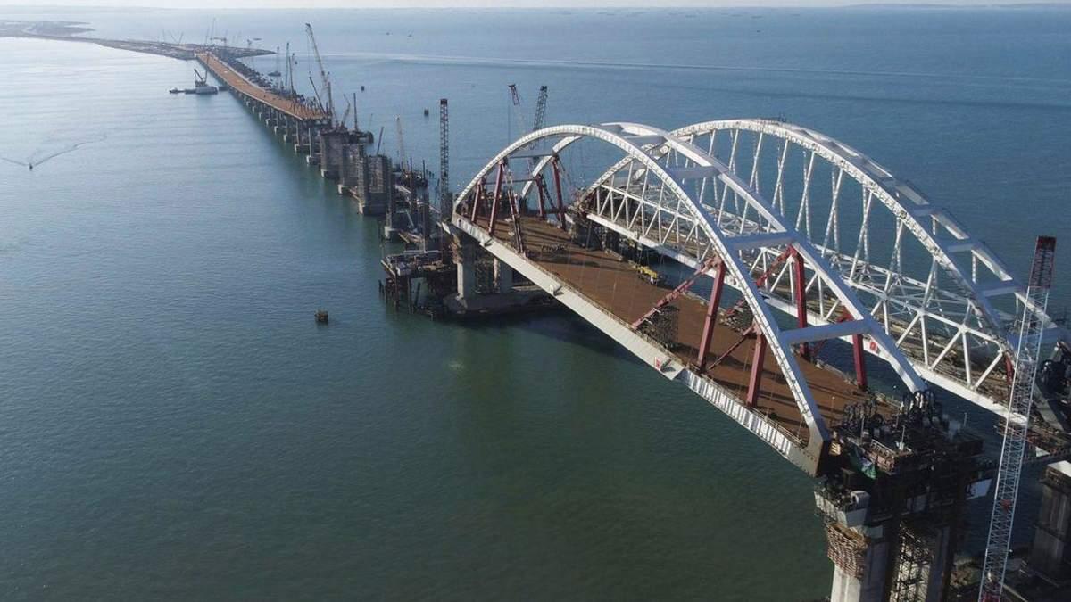 Побудова Керченського моста може затягнутися через фінансове питання