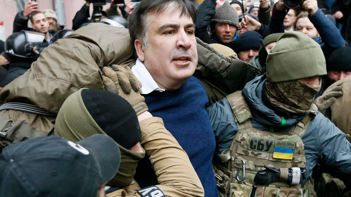 Депортация Саакашвили – сигнал о том, что на выборах будет жостко
