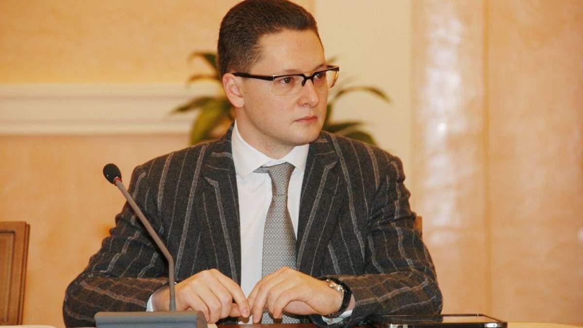Задержан заместитель Труханова Павел Вугельман в Борисполе
