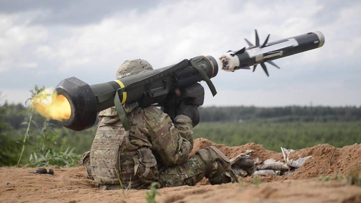 Посол США рассказала, на какой стадии передачи Javelin Украине