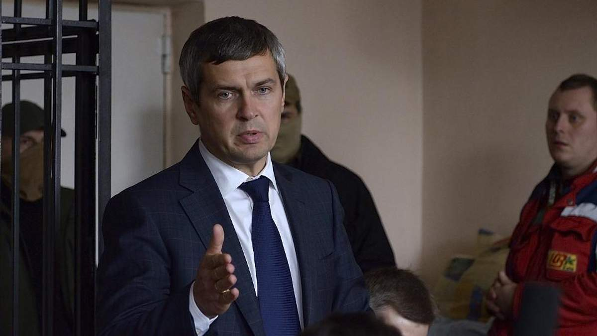 Адвокат Александр Лысак