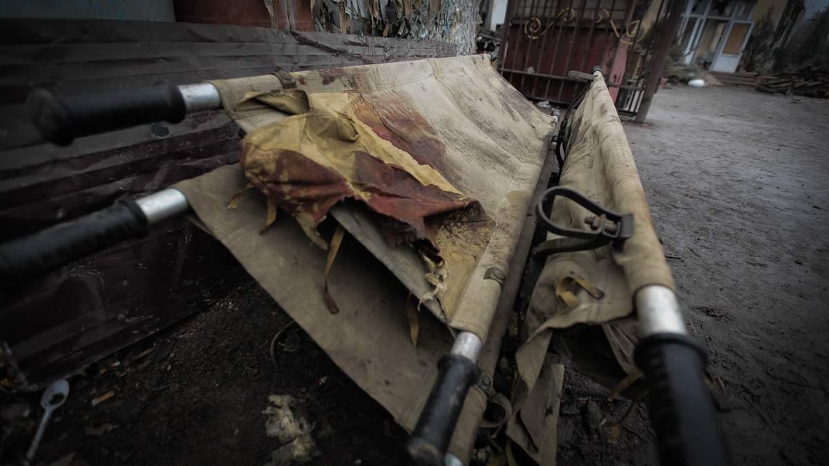 Бойовики поранили 4 українців