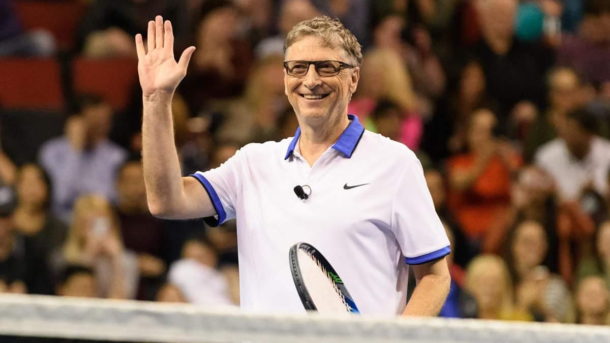 Билл Гейтс рассказал, как он расслабляется