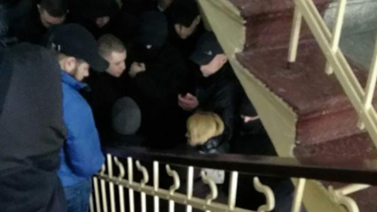 Сутички у суді у справі Труханова
