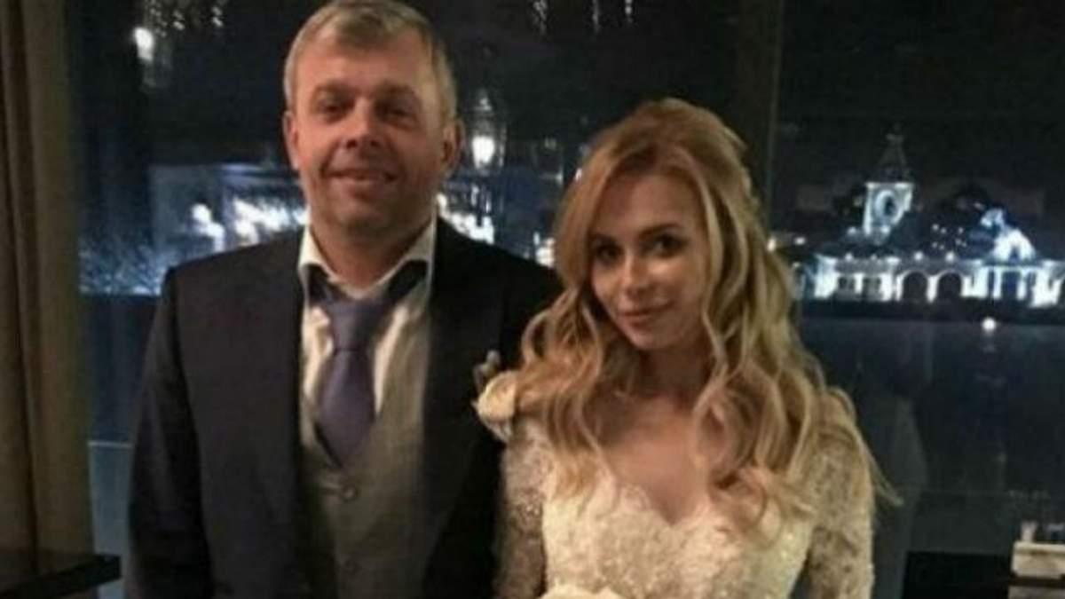Юлия Думанская вышла замуж