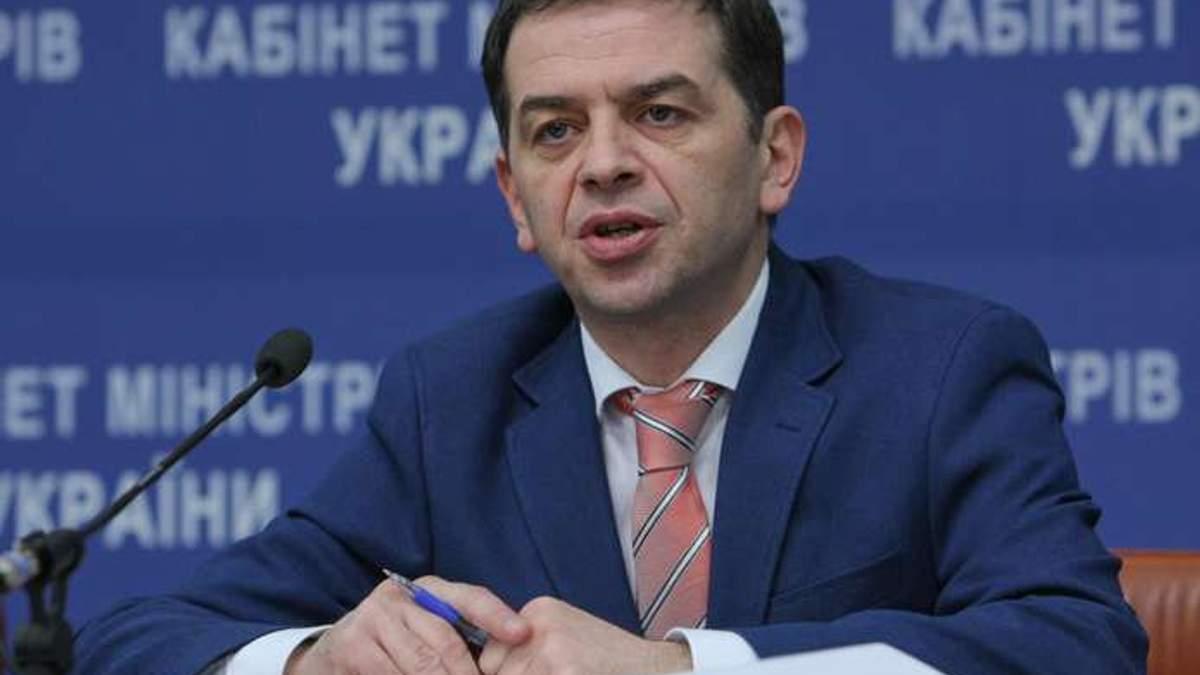 Гія Гецадзе звільнився з Кабміну