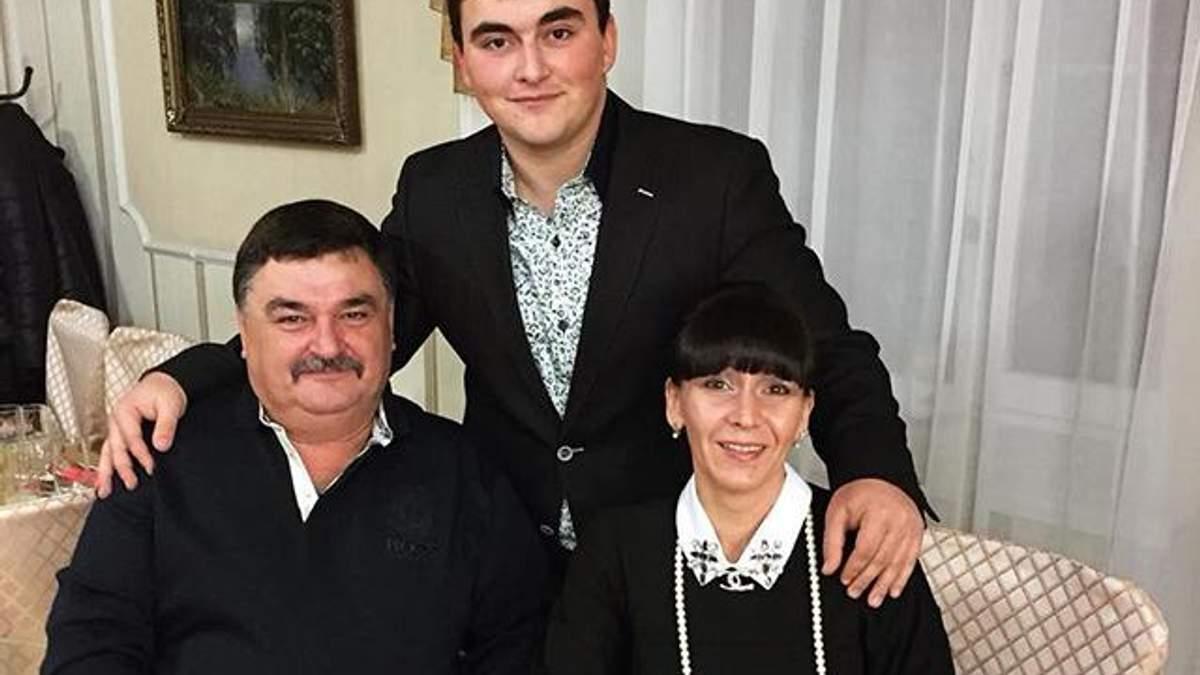 Вбиті родичі Валерія Шири – кума Віктора Януковича