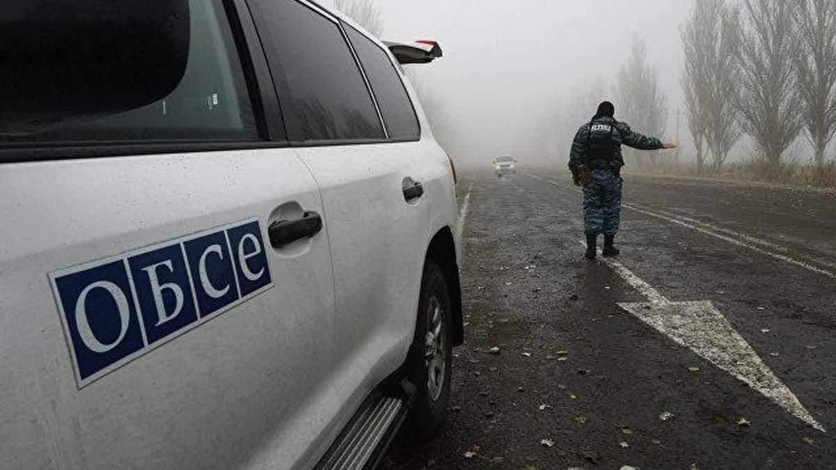 Місія ОБСЄ заявила про 18 загиблих та поранених мирних мешканців у 2018 році