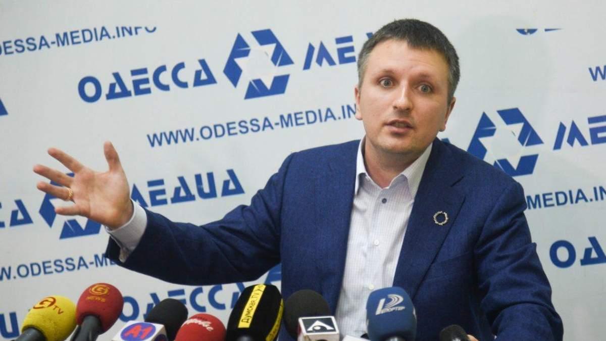 Дмитро Голубов взяв на поруки Геннадія Труханова