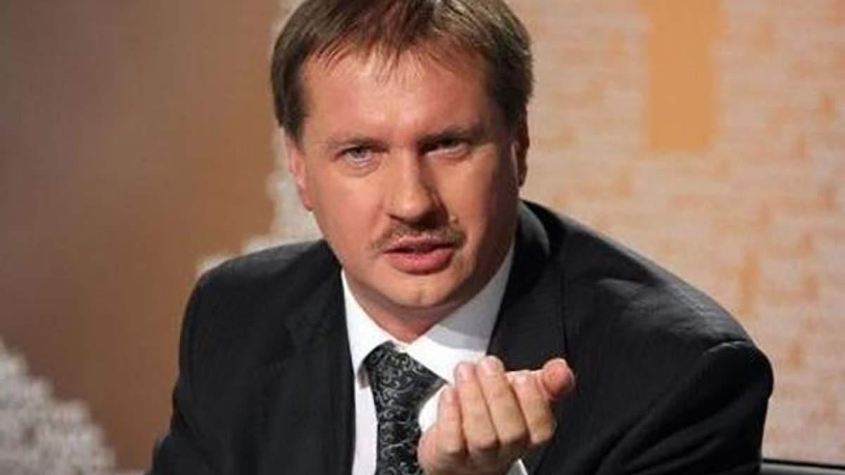 Чорновіл прокоментував розмову Порошенка з Путіним