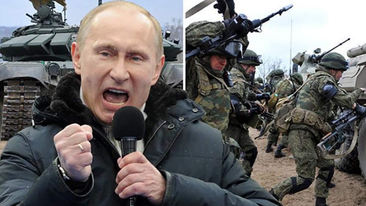 """Под маской """"Вагнера"""" прячется Путин, – Портников"""