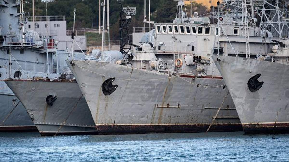 В Госдуме ответили на требование Украины отремонтировать флот