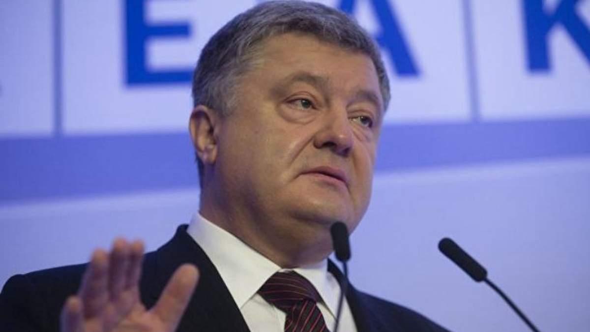 Война, которую ведет Россия, постепенно превращается в полномасштабную мировую, – Порошенко