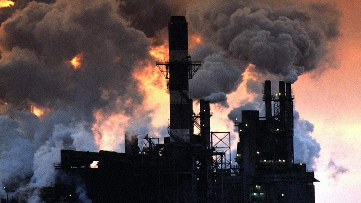 В Україні жахлива екологічна ситуація