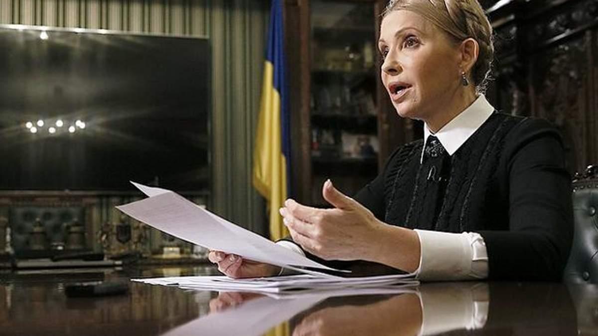 Тимошенко поговорила с Нечаевым в Мюнхене