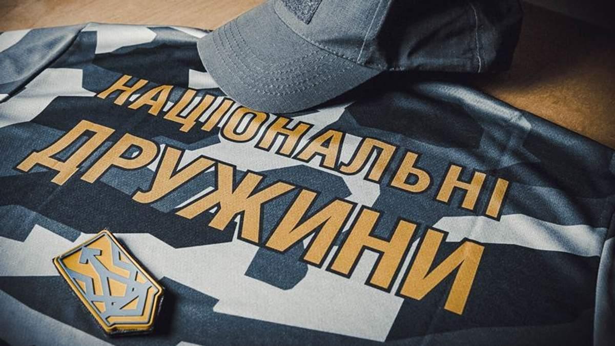 """""""Національні дружини"""" спровокували конфлікт на Івано-Франківщині"""