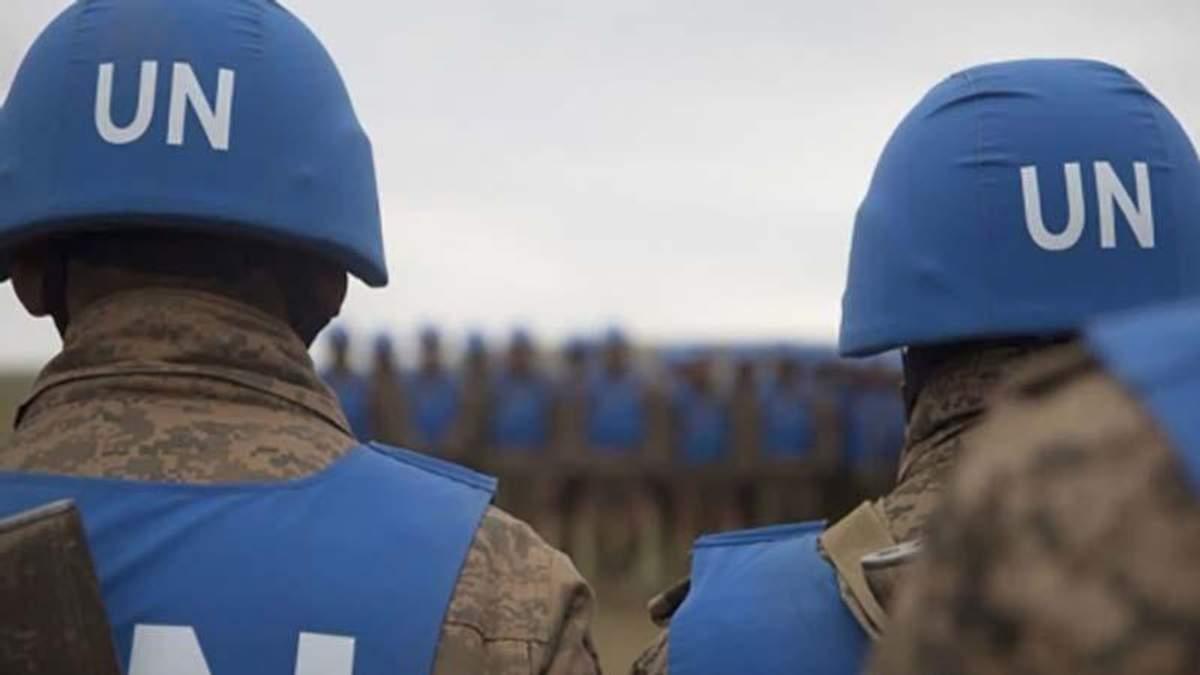 Швеция готова к введению миротворцев на Донбасс