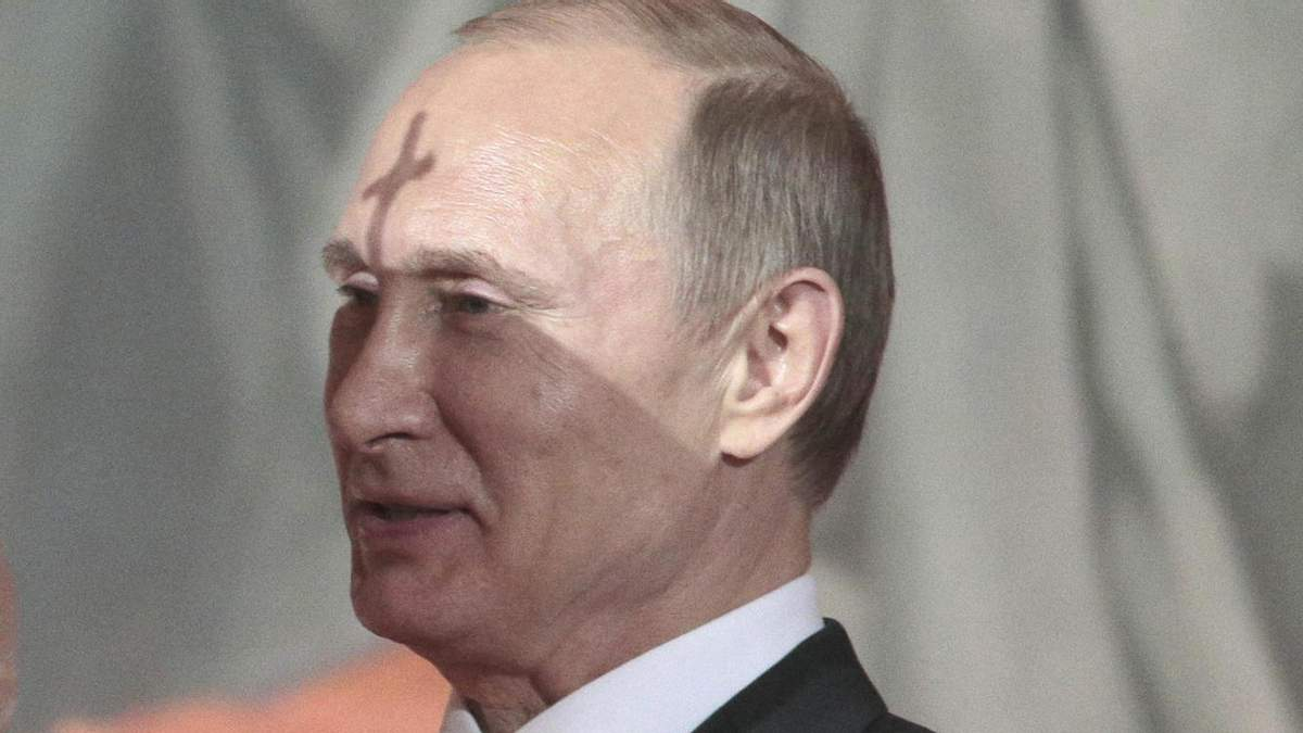 Когда умрет Путин - болезнь президента России