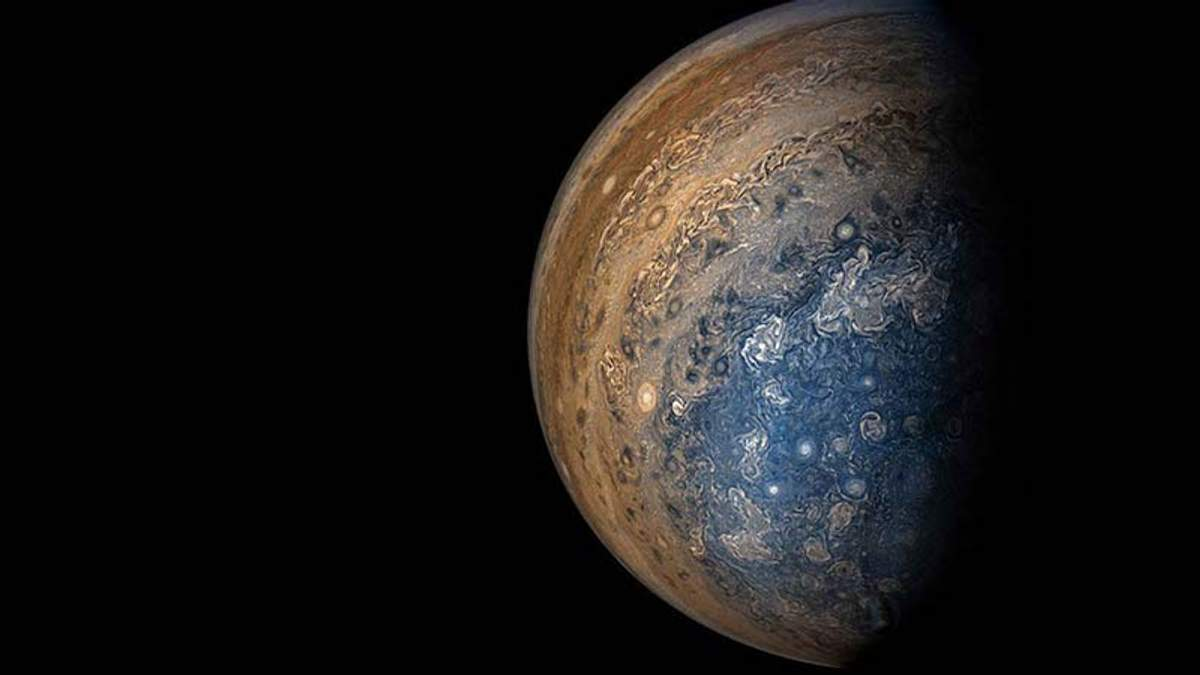 Юпитер (Иллюстрация)