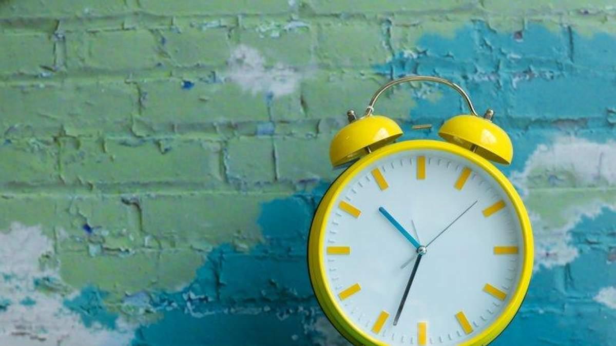 Перевод часов Украина 2020 на летнее время – когда переводят время