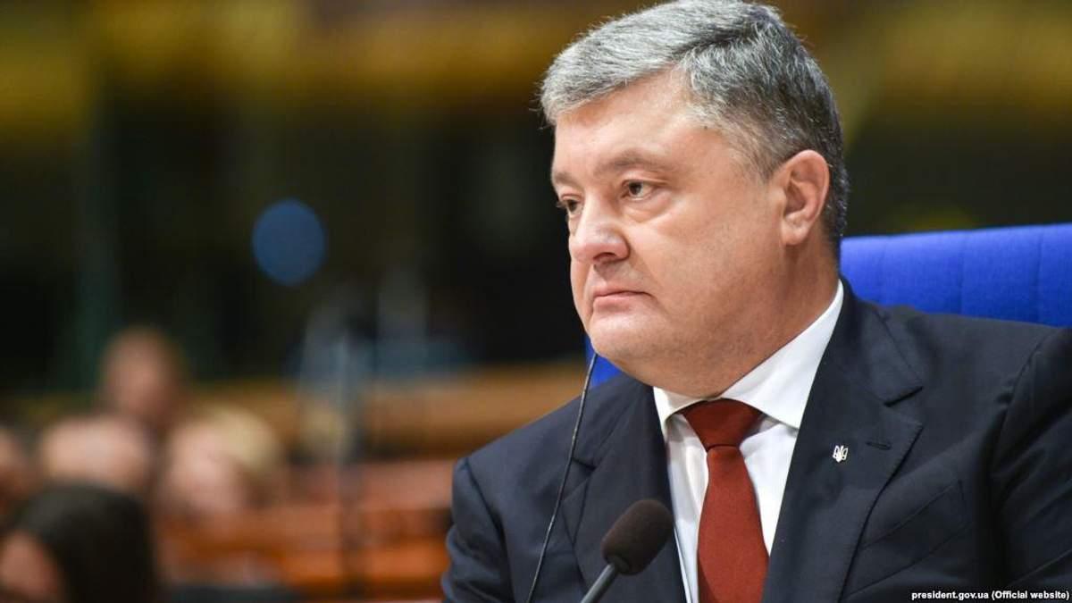 Закон о реинтеграции Донбасса подписал Порошенко