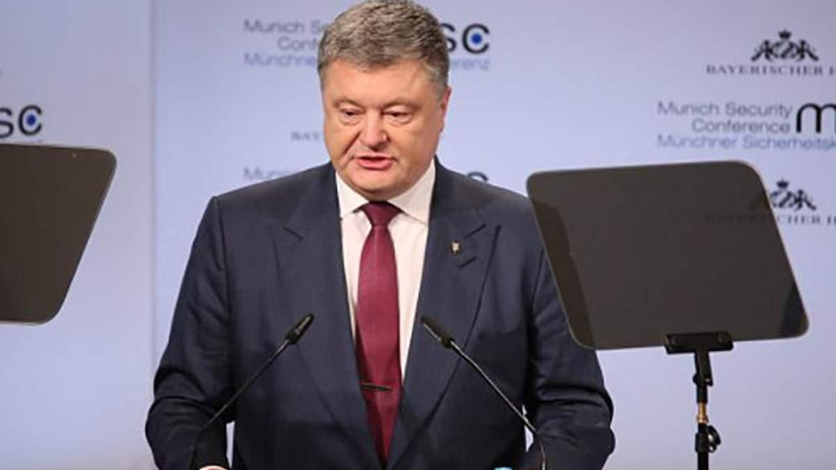 Допрос Порошенко в суде прекратили после вопроса об отдыхе на Мальдивах