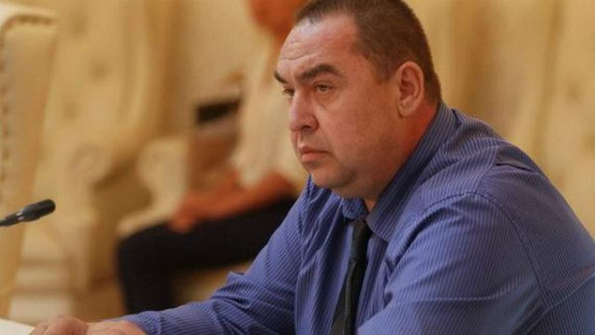"""Соратник екс-ватажка """"ЛНР"""" підтвердив, що Плотницький сидить у російському СІЗО"""