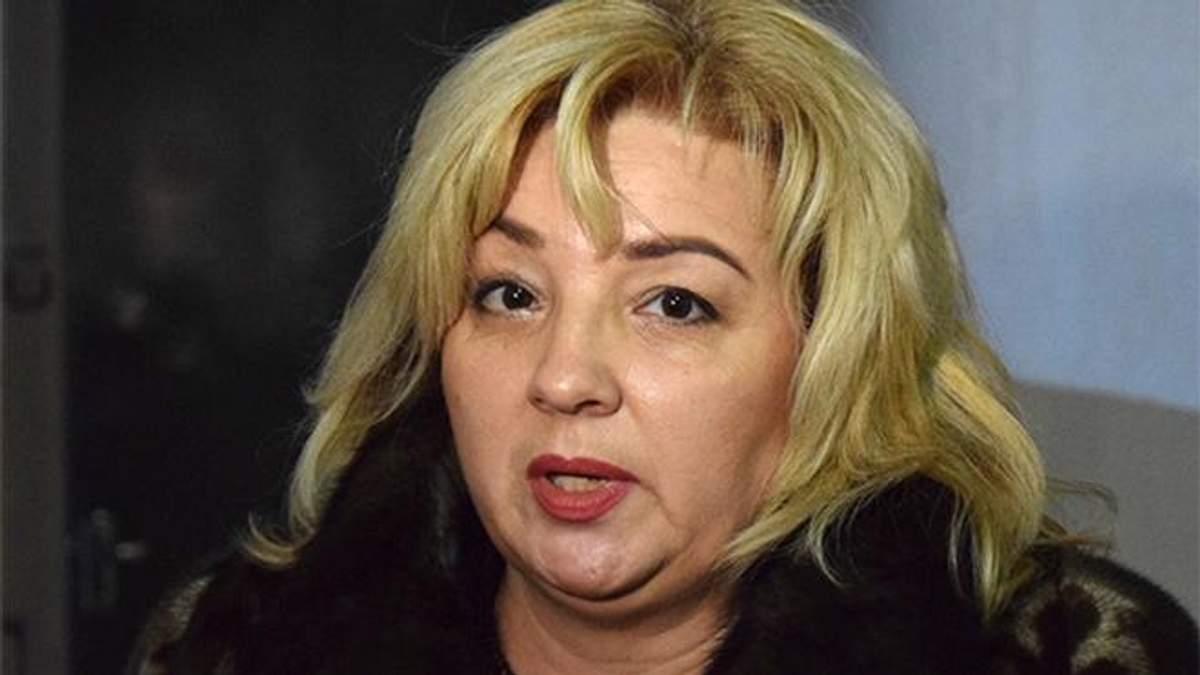 Життя без золотих злитків: майно голови Держаудитслужби Гаврилової арештували