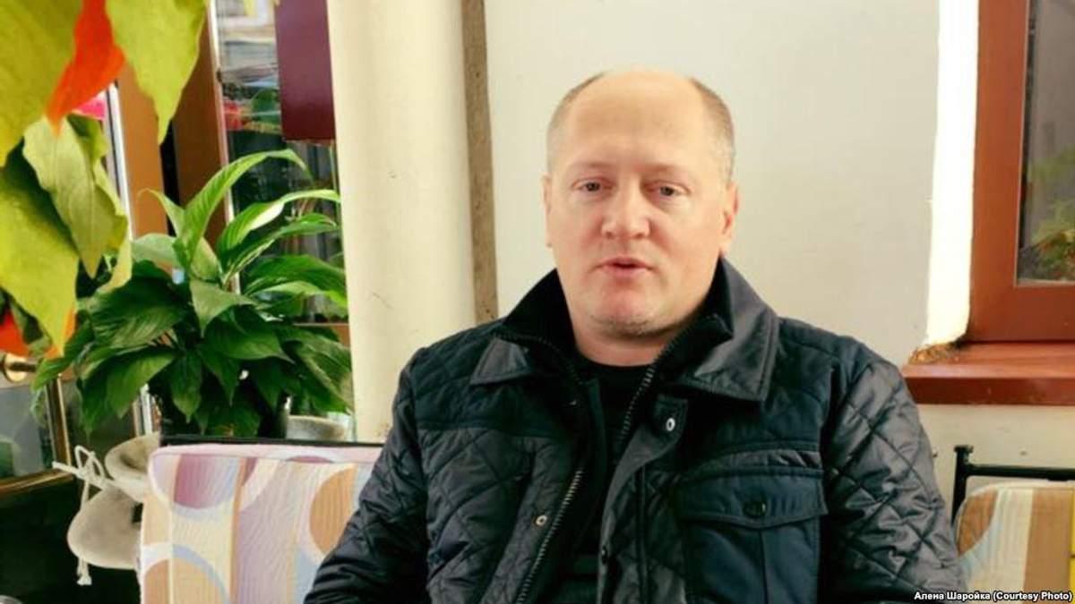 Суд над українським журналістом Шаройком у Білорусі: вирок суду тримають у таємниці