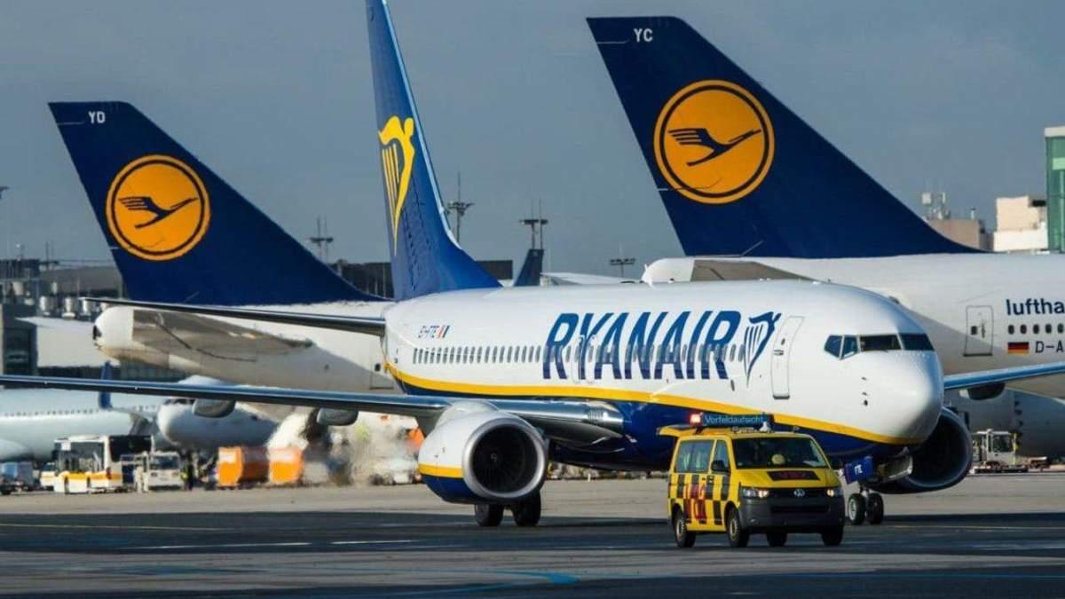 Ryanair нарешті в Україні: Омелян розповів, з яких аеропортів буде літати лоукост