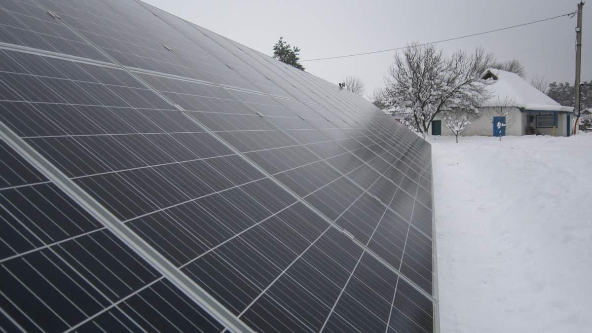Як збудувати сонячну електростанцію у себе на подвір'ї