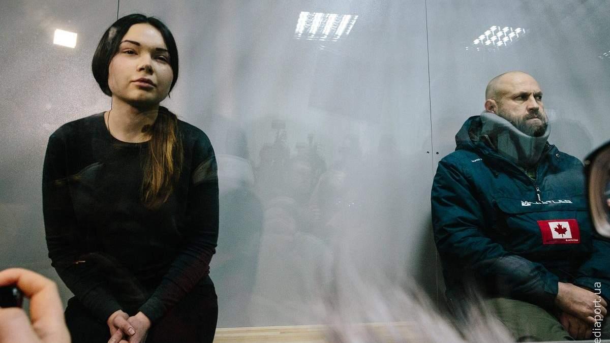 ДТП у Харкові: Зайцевій і Дронову зачитали обвинувальний акт