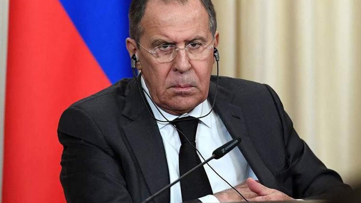 Заборона на в'їзд російським зіркам в Україну: Лавров обурився