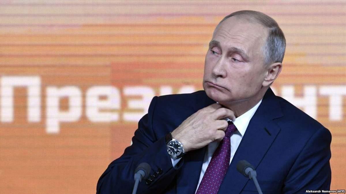 """Путин """"пугает потенциальных агрессоров"""" испытанием новой крылатой ракеты с ядерным двигателем"""